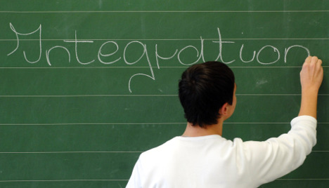 Giving German schools an 'F' for integration