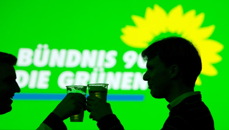 German business eyes friendlier future with the Green Party