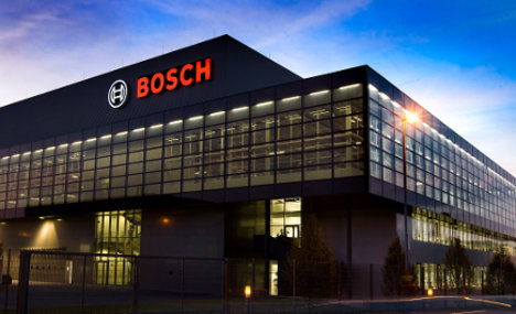 Bosch thanks workers with an early pay rise