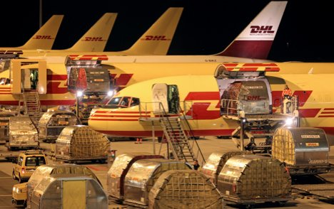 Germany stops freight planes from Yemen