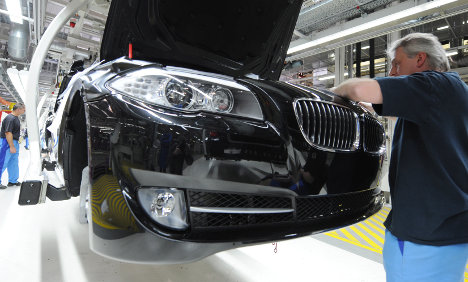 BMW recalls more than 350,000 vehicles in US and UK