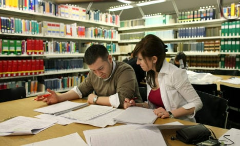 US students scramble for business German courses