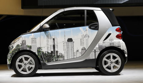 Daimler to launch Smart brand in US