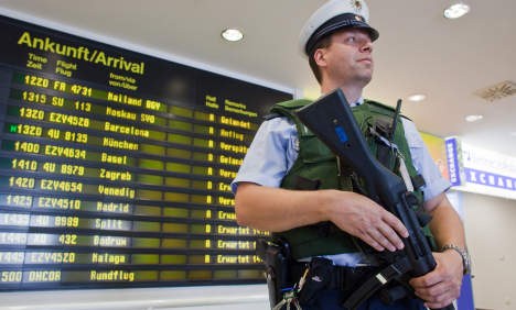 Travel advisories issued for Germany, Europe