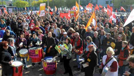 Citizens alienated by politics taking to streets for single issues