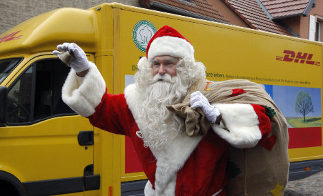 Santa's post office opens in Himmelpfort – every letter to be answered