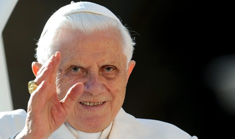 Pope says condoms are sometimes acceptable