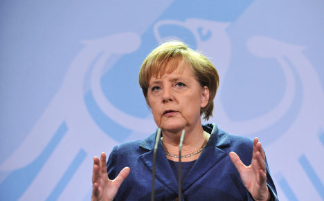 Merkel says full employment in Germany is possible