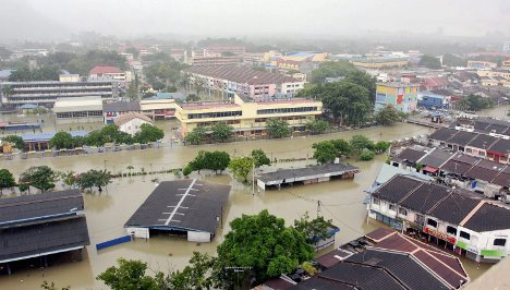 German woman killed in severe Malaysian flooding