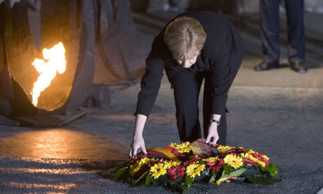 Most Israelis cannot forgive Germany for Holocaust