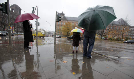 Cold and rainy November days ahead across the country