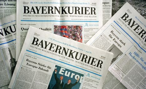 CSU party newspaper offers holidays to 'occupied East Prussia'