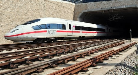 Bahn manager to be sacked over ICE mishaps