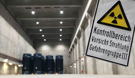 Hesse suggests searching for alternative nuclear waste sites