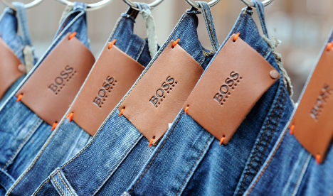 Hugo Boss struts ahead with strong quarterly profit