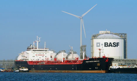 BASF looks to invest billions in Asia