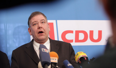 Hamburg vote set for February after coalition collapses