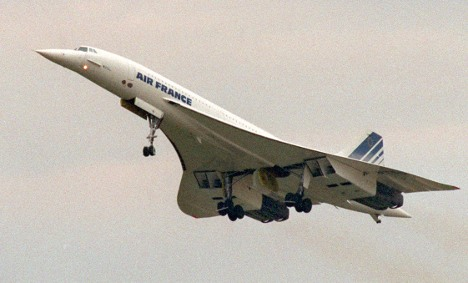 Continental fined for deadly Concorde crash
