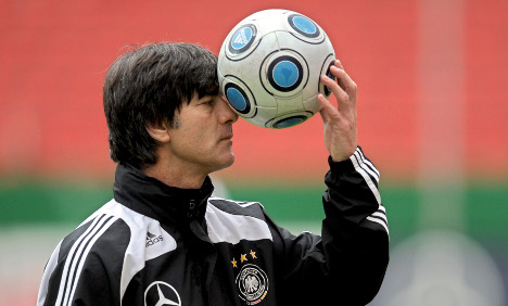Löw targets Euro or World Cup glory
