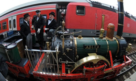 A long journey: Germany celebrates 175 years of rail travel