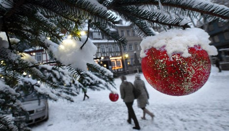 'White Christmas' likely across much of Germany