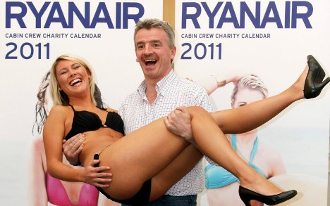 Ryanair scales back service over flight tax