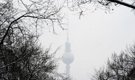 Berlin faces record cold start to December