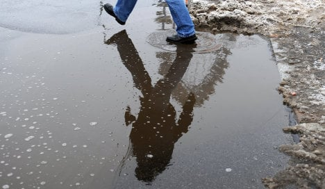 Flooding feared from thaw and rain