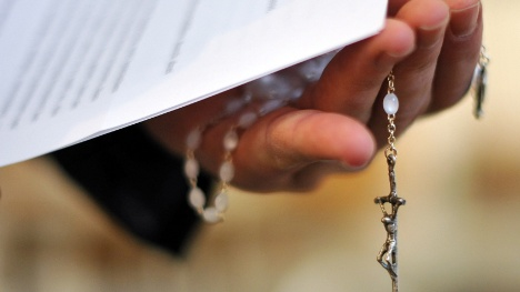 Catholic abuse victims offered firm payout
