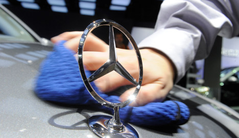Daimler and VW post strong 2010 sales