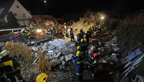 Corpses found after mystery house explosion