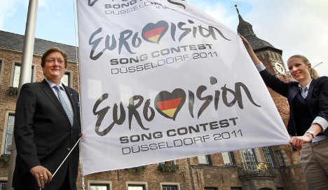Düsseldorf could build 'tent city' for Eurovision as hotels fill up