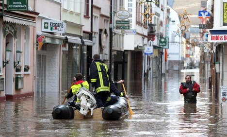Floods continue to rise