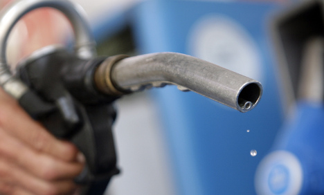 Fuel prices hit two-year high