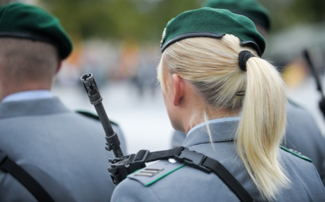 Women have strengthened army, says military association