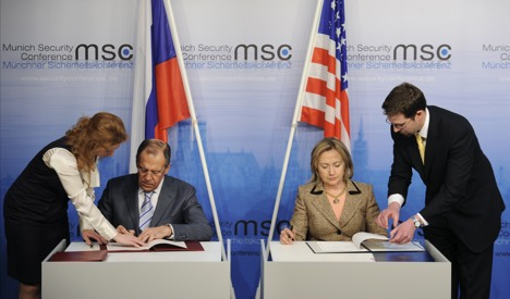 New nuclear pact ratified in Munich