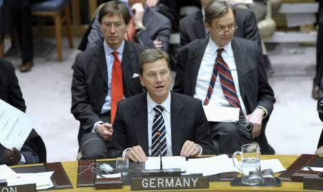 Germany joined by Brazil, India and Japan in UN challenge