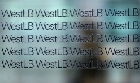 WestLB submits restructuring plan