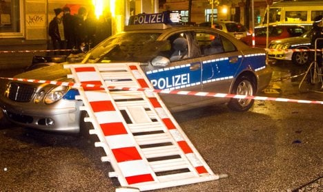 Violence after Hamburg derby is cancelled