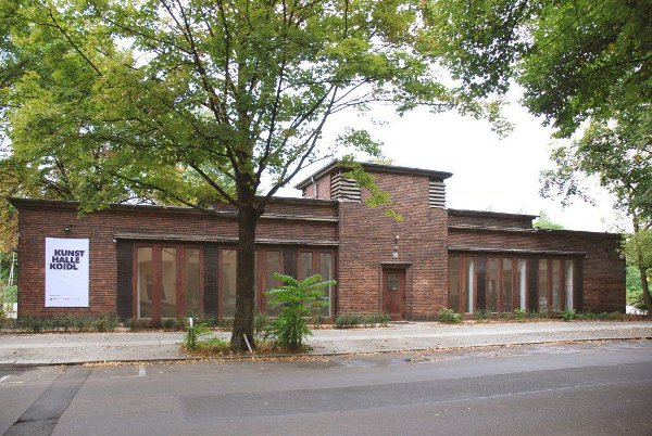 The Kunsthalle Koidl, previously a transformer substation, located in Berlin's Charlottenburg district. Photo: Kunsthalle Koidl