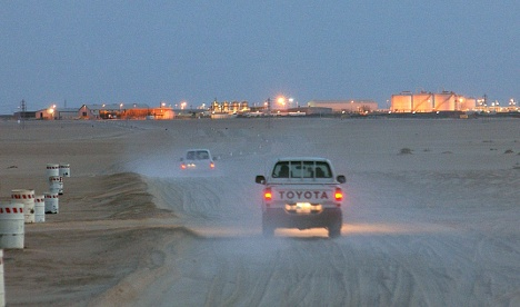 Wintershall stops oil production in Libya