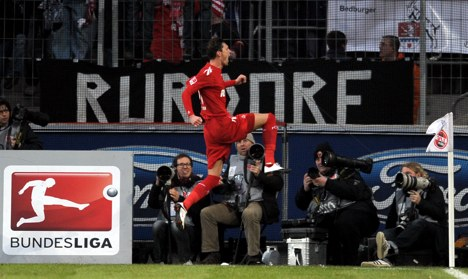 Cologne come from behind to stun Bayern