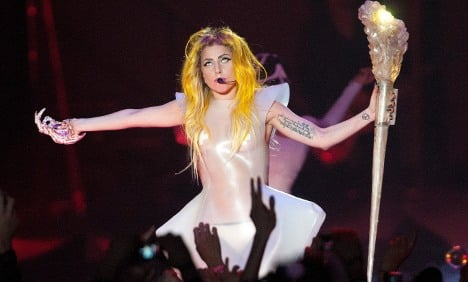 Lady Gaga hackers charged with spying and copyright infringement