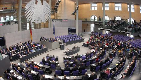 Badly behaved MPs face €2,000 fines