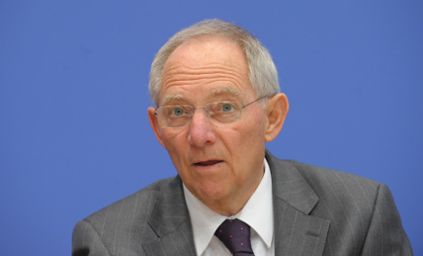 Schäuble says Islam is part of Germany