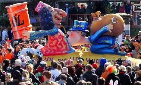 Millions expected at Rosenmontag parades in Rhineland