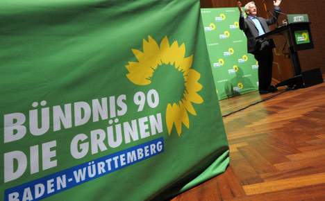 Greens flying high in opinion surveys