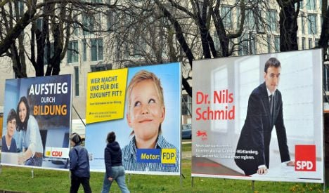 Tough state elections loom for Merkel's conservatives