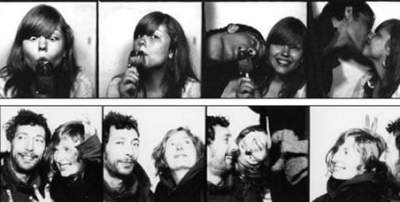Vintage photo booths make a comeback in Berlin and beyond