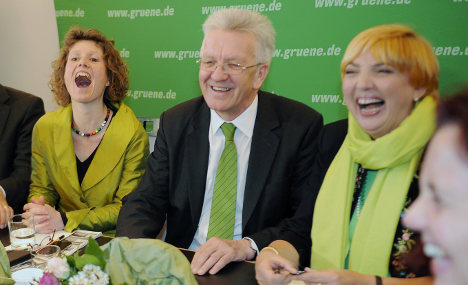 Greens flying high with record voter approval